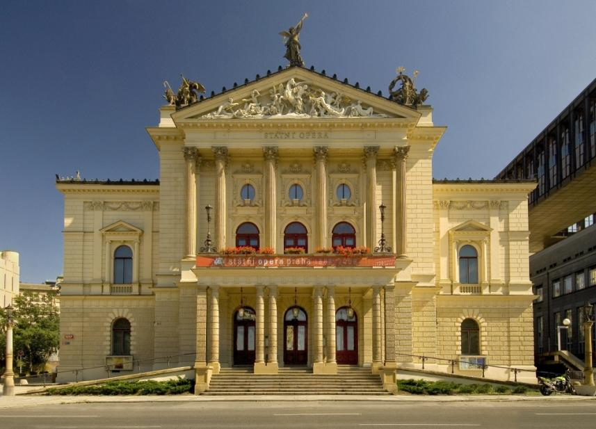 Reference Státní opera Praha