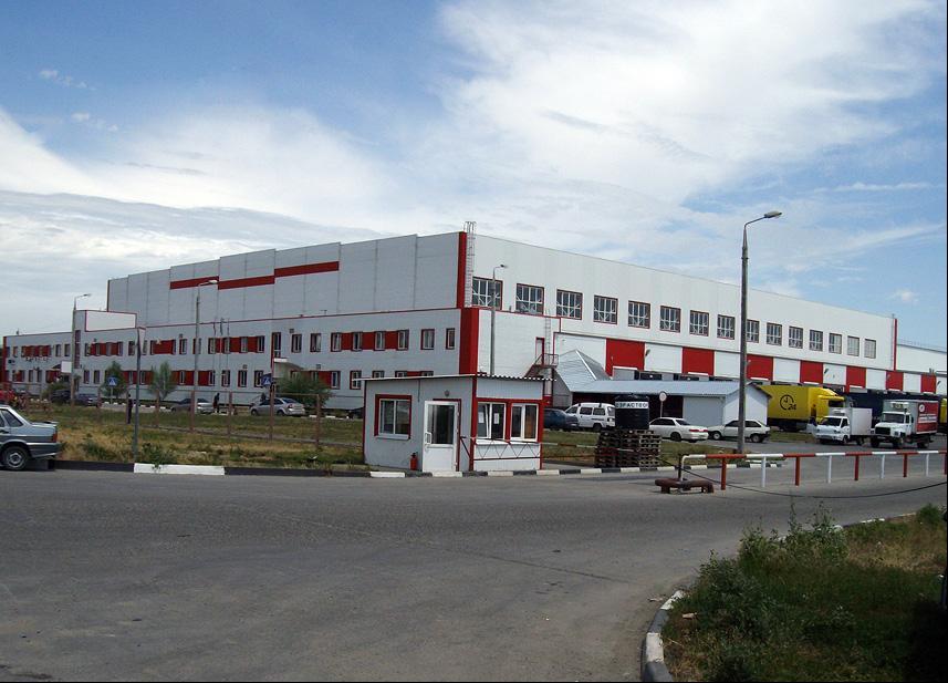 Reference RU Rostov na Donu - Sklad