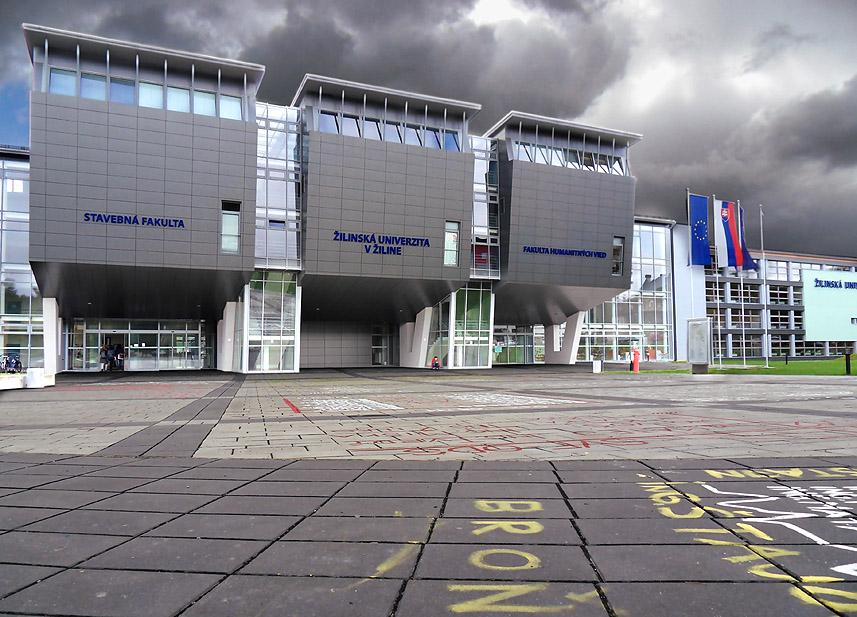Reference SK Žilinská univerzita
